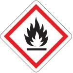 ghs02 gefahrensymbol flamme