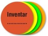 Markierungspunkte für die Inventur