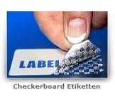 Manipulationsschutz Checkerboard-Effekt