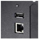 USB Host für höhere Speicherkapazität und Standalone-Modus
