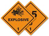 Gefahrgutklasse 1