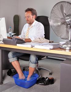 Tipps und Tricks gegen die Hitze