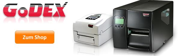 Godex EZ-2350i 300 dpi Etikettendrucker