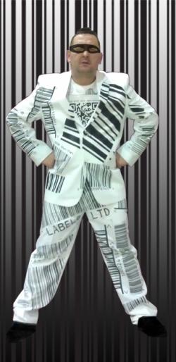 Einfach stark: Barcode-Boy auf einer britischen Messe