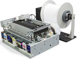 Memjet-Etikettendruckwerk