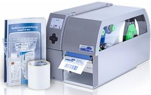 LABELIDENT A4+ Etikettendrucker im Set