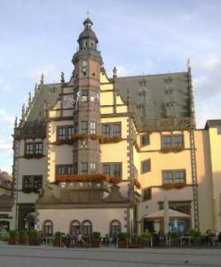 Das Schweinfurter Rathaus