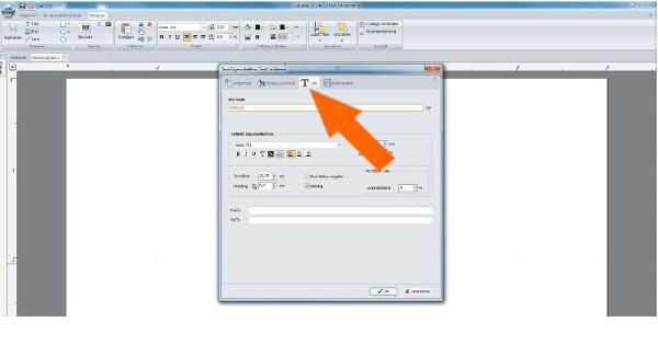 Barcode-Etikett erstellen mit cablabel s3 - Schritt 5