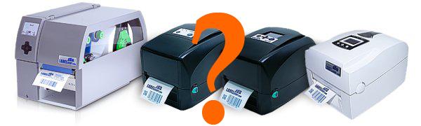 Welcher Etikettendrucker ist Ihre Wahl?