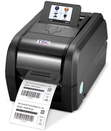 TSC TX200 Mini Desktopdrucker