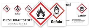 GHS-Symbole