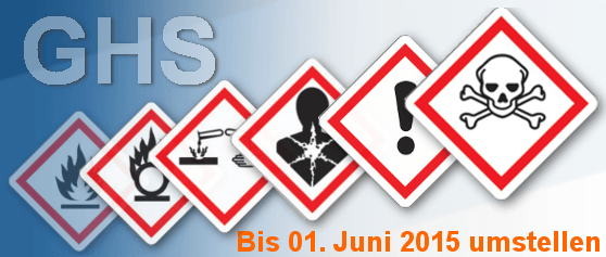 GHS 2015 - jetzt umstellen