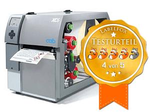 GHS-Etikettendrucker CAB XC6 mit Testurteil 4 von 5 Punkte