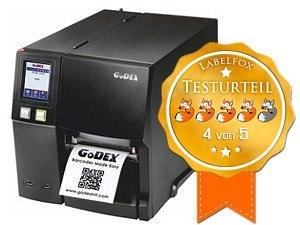 Godex ZX1300i im Druckertest