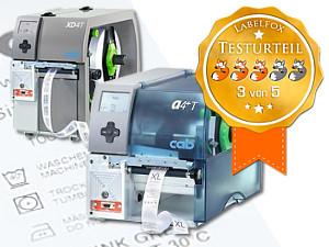 CAB Textildrucker im Test