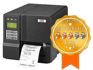 TSC ME240 LCD im Drucker Test