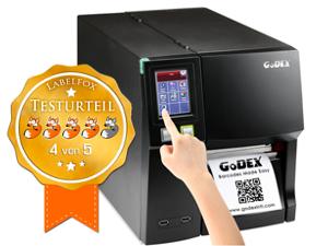 GodexZX1200i-Druckertest