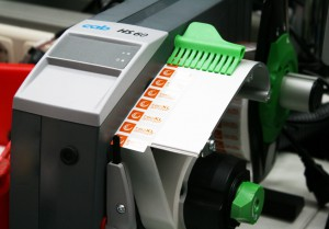CAB Etikettenspender HS 60