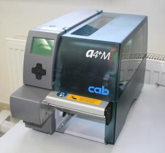 CAB A4+ Etikettendrucker