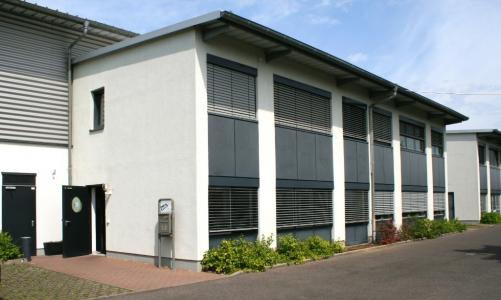 bb-net media Gebäude
