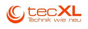Das tecXL-Siegel klebt nur auf optisch und technisch einwandfreien Geräten 1. oder 2. Wahl.