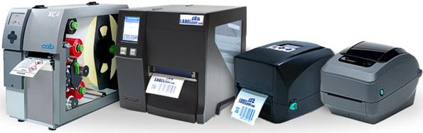 Rund um den Etikettendrucker