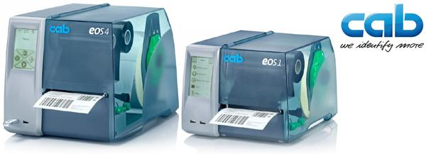 CAB EOS Etikettendruckerserie