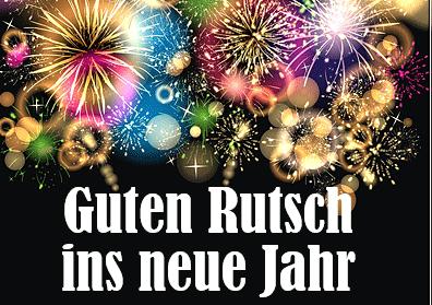 Etikett: Silvester und Neujahr