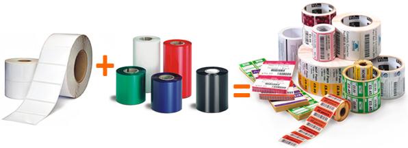 Zebra Verbrauchsmaterialien optimal kombinieren