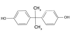 BPA molekül Kopie