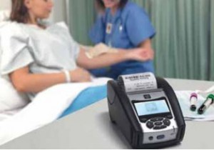 QLn-Drucker_Anwendung-Krankenhaus