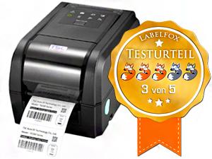TSC TX 200 dpi Desktopdrucker im Test