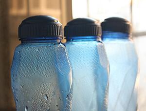 BPA in Plastikflaschen