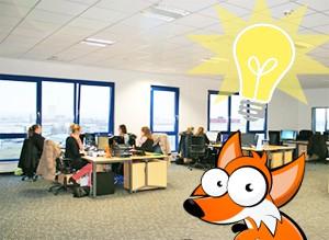Büroraum+Fuchs