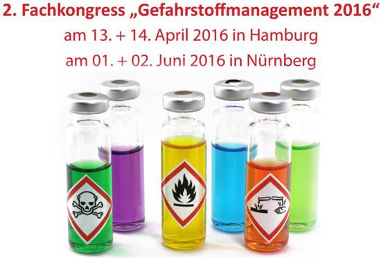 Gefahrstoffkongress 2016