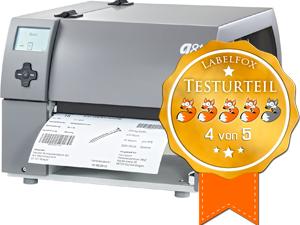 CAB A8+ Drucker im Test