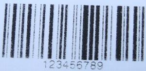 barcode matt