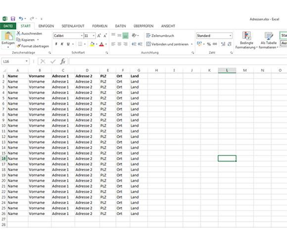 Anleitung: Adressetiketten in Word 2013 erstellen und drucken | Labelfox