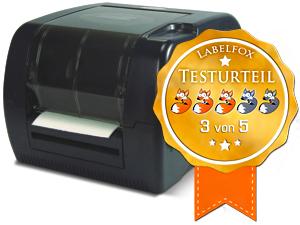 Desktopdrucker TSC TTP-345 im Test