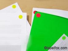Markierungspunkte für einzelne Dokumente