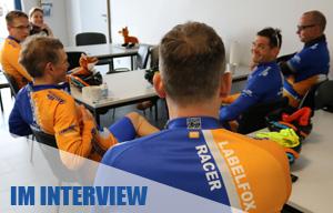 Labelfox-Racers im Interview