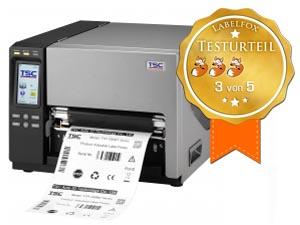 TSC TTP-384MT Etikettendrucker im Test