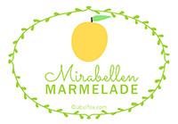 Etiketten Mirabellen Marmelade