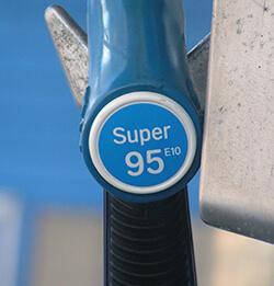 Super 95 wird E5 heißen